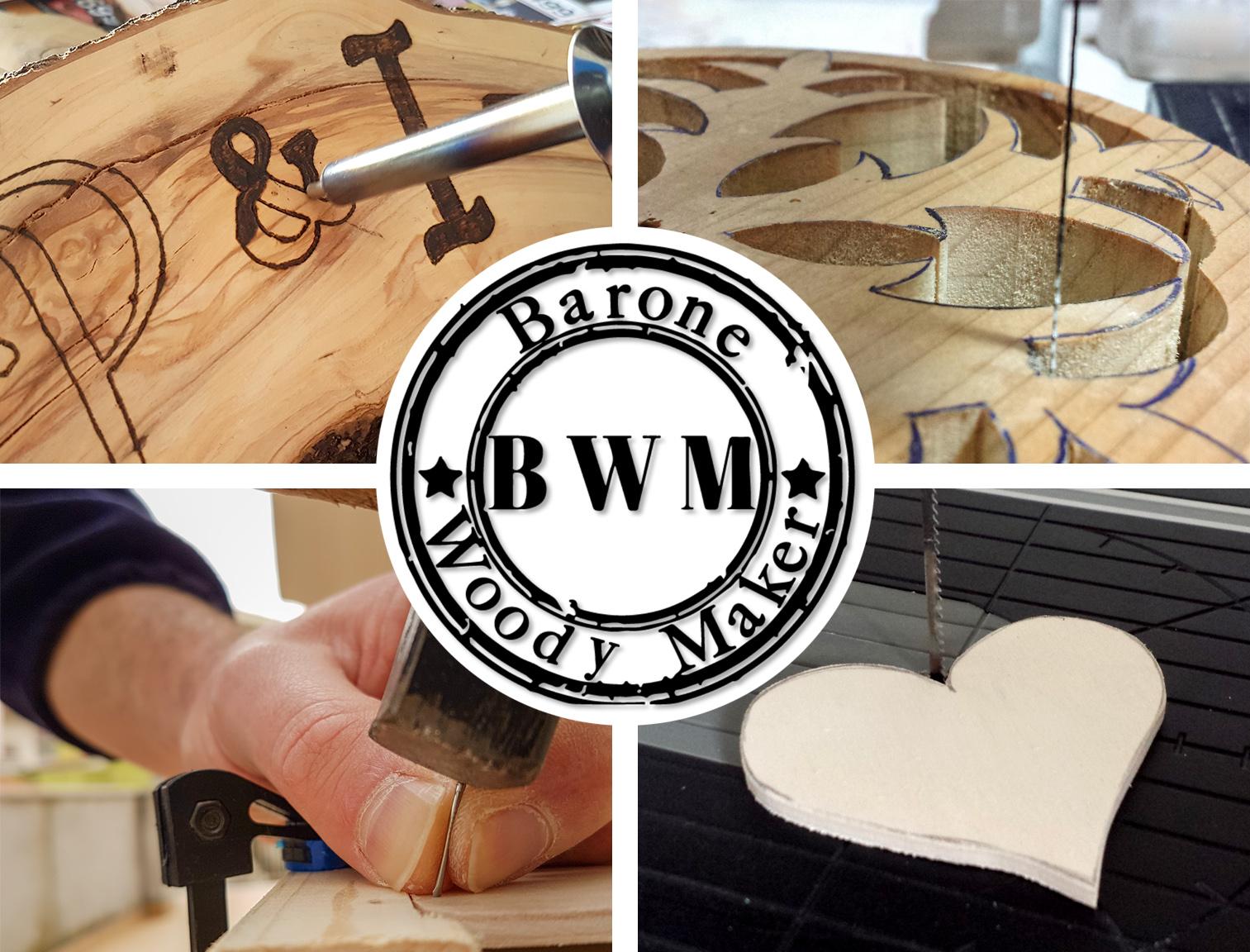 Creazioni in legno personalizzate - Barone Woody Maker