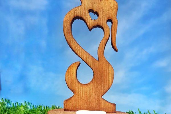 Wedding - Bomboniera in legnopersonalizzata - Barone Woody Maker