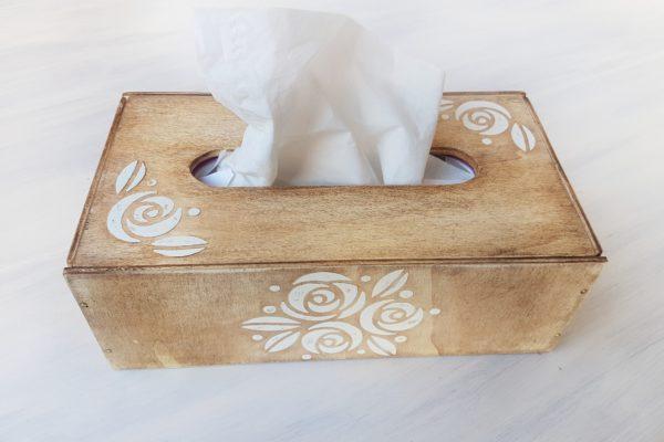 Creazioni artigianali - Porta veline in legno - cofanetto in legno - Creazioni in legno - Barone Woody Maker